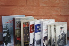 Collaboration; Lot with 9 books about armed collaboration in WW II - 2000/2015