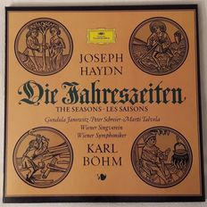 Lot of 8 Boxes with great Classic Music e.g. Rossini, Haydn, Tschaikowsky, Ravel a.o.