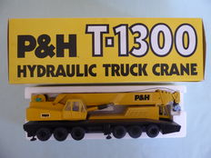 Gesha - Scale 1/50 – P&H  T 1300 Truck Crane 130 Tons