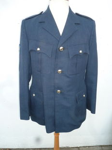 State police outdoor jacket & pants old model