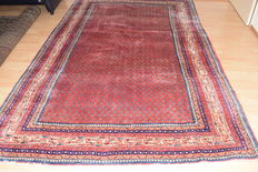 Persian Sarough Mir carpet - around 1970. 300 - 325 x 210 cm - no reserve price, starts at €190,-