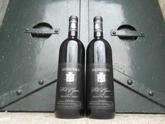 1991 Henschke Hill of Grace Shiraz, Eden Valley, Australia - 2 bottles (75cl)