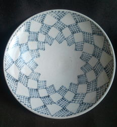 Wied Heyning - Bowl with geometrical decor