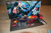 Red Bull Racing TAG Heuer RB12 Max Verstappen 1st F1 Win, Spanish GP 2016 Fanclub Edition 8