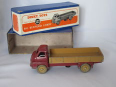 Dinky Toys - Scale 1/43 - Big Bedford Lorry No.522