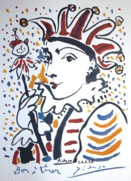 Pablo Picasso (after) - Carnaval 58.