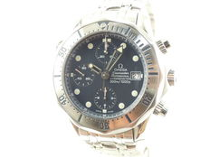 Omega Seamaster Chronograph- Men's Diver Watches