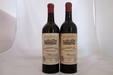 1967 Chateau Grand-Puy-Lacoste, Pauillac Grand Cru Classe, France – 2 bottles