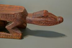 Headrest - Sepik - Humboldt Bay area - Papua New Guinea