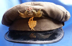Rare C.WW2 Portuguese Army Officer's Cap