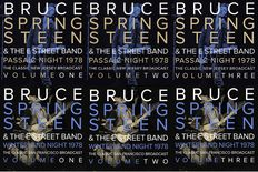 Bruce Springsteen Limited Edition Live Recordings : Twelve Limited Edition Coloured Vinyl Pressings