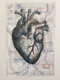 Hayden Kays - London Holds my Heart + signed £50 banknote