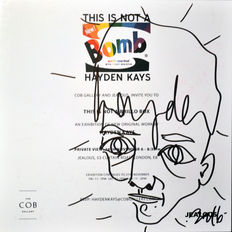Hayden Kays - This Is Not A Bomb Exhibition