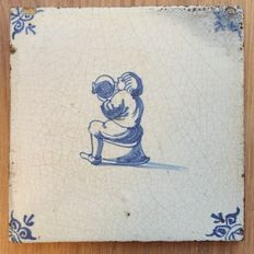 Tile with boozer