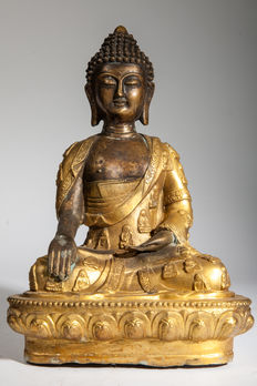 Buddha Shakyamuni  – China – end of the 20th century.