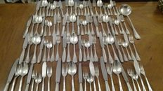 Christofle - cutlery Rubans service - 96 + 1 pieces