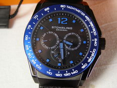 Stührling Original Concorso Tonneau – men's watch – 2016