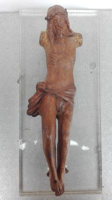 A 16th century terracotta Corpus Christi Sculpture - Italy