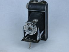 R0-TO ARDITA Spring, folding camera for 6x9 cm, EXC. Ca. 1947. Made in Italy