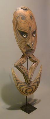Elegant food hook - Iatmul - Papua New Guinea