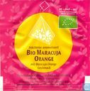 Sachets et étiquettes de thé - Tea-exclusive - Bio Maracuja Orange