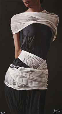 Willi Kissmer - In Grey and White