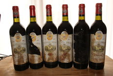 1981 Chateau Siran, Margaux Cru Bourgeois Exceptionnel – 6 bottles