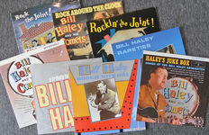 Bill Haley and his Comets - 8 beautiful albums