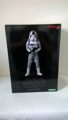 Star Wars The Empire Strikes Back - Kotobukiya ArtFX - statue - AT-AT Driver