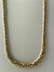 Gold king chain 14 kt