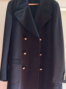Dolce & Gabbana - Military style overcoat