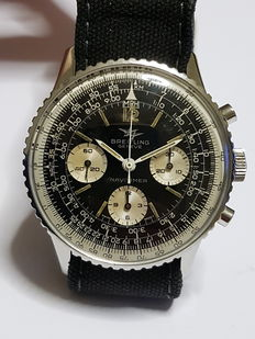 Breitling Navitimer men's watch – Vintage – From the end of the 1960s