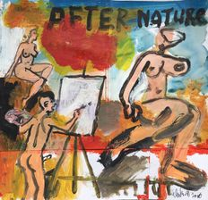 Peter Klashorst - After Nature