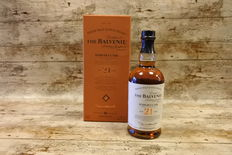 Balvenie 21 years old - Madeira cask rare - in original box
