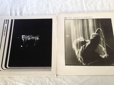 """U2 - Lot of 2 Lp's -"""" Version City"""" and """" Wide Awake in America"""""""