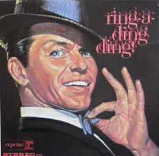 Frank Sinatra -  The  Reprise  Years  19 LP's and a Double Album + An Exclusive  Album with lot of Photos.