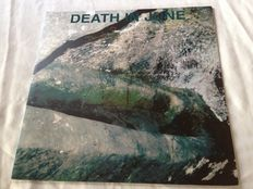 Lot of  Lp - Dead in June - Operation Hummingbird  - Cover Original Signed by Douglas Pearce