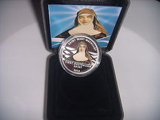 Australia – Dollar 2010 'Saint Mary Mac Killop'- silver