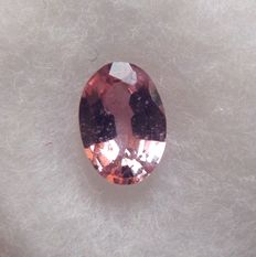Pink Sapphire – 0.71 ct