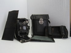 Rulex bellows camera, early 1930s