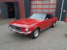 Ford - Mustang - Hardtop Coupe - 1967
