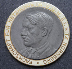 Top Rare Medal Professional Association for Foxhounds in R.D. H. E. V. based in Nuremberg (RDH = Reich Association for the German Kennel)