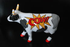 Joanne Kaliontzis for Cowparade-Cow-type Medium-porcelain