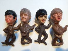 The Beatles figure set from the 60 's