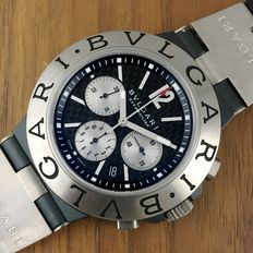 Bulgari  Chronograph Ref. Ti 44 Ta CH — Men´s Watch  — 2000 - 2010