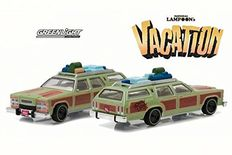 "National Lampoon's Vacation - Greenlight Collectibles - Scale 1/43 - 1979 Family Truckster ""Wagon Queen"" - From the movie National Lampoon's Vacation (1983)"