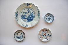 Porcelain lot - China - 18th / 19th century