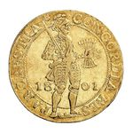 Check out our Utrecht, the Batavian Republic - Double ducat 1801 - gold