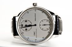 IWC Portuguese Regulateur - Heren horloge