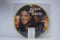 Michael Jackson - Black Or White (Recorded Live in Bucarest) -  Picture Disc